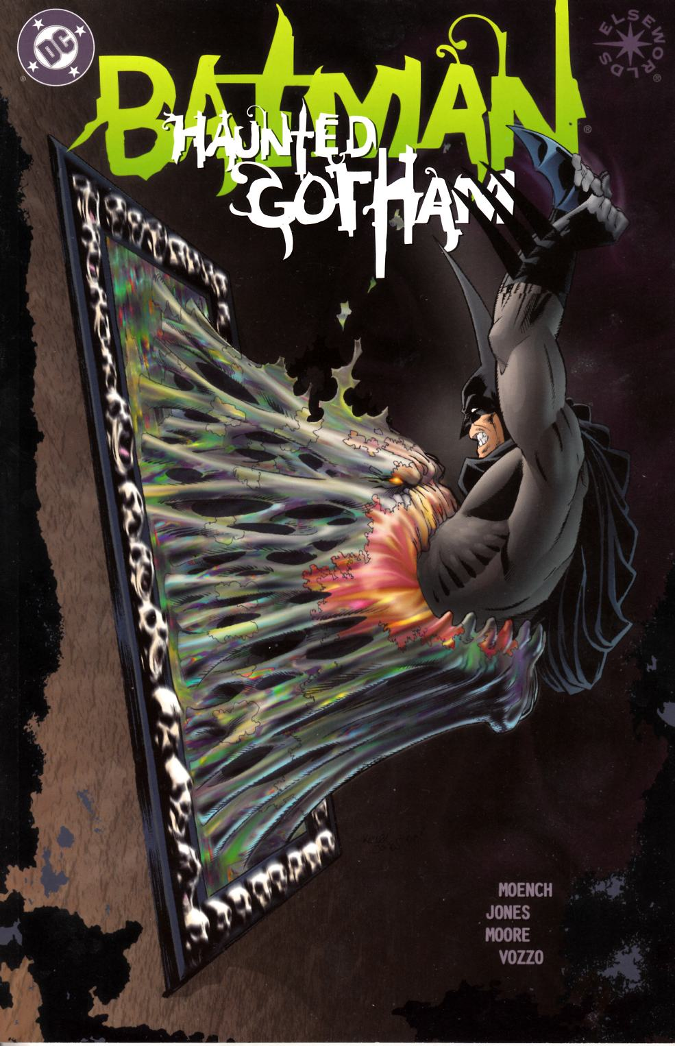 Batman Haunted Gotham #4 Near Mint (9.4) [DC Comic] THUMBNAIL