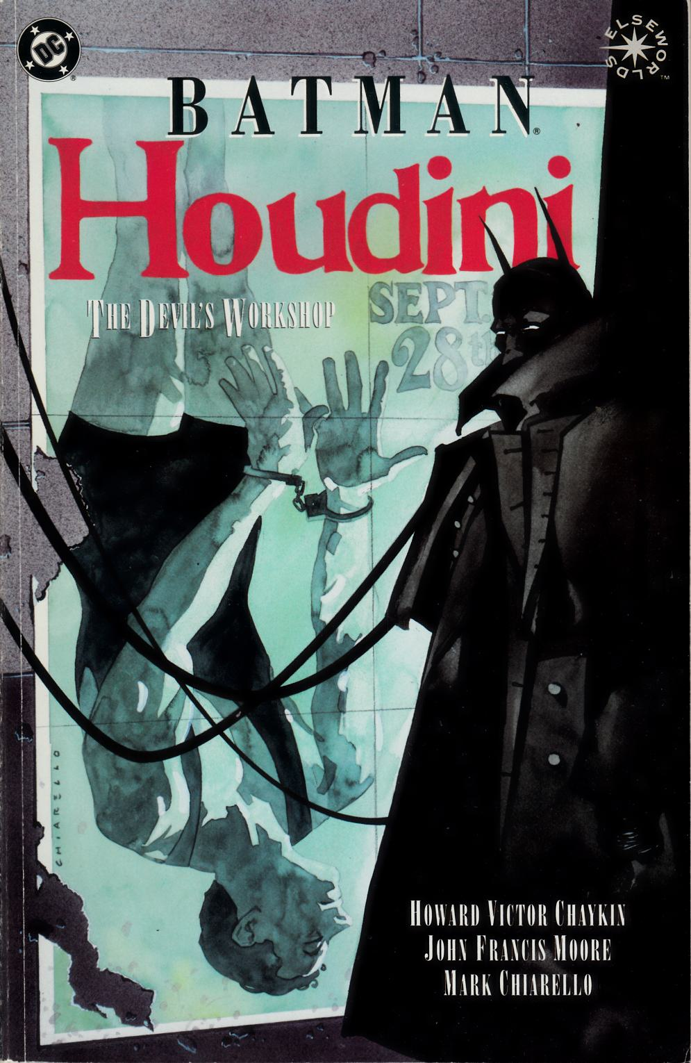 Batman Houdini (One Shot) Very Fine (8.0) [DC Comic] THUMBNAIL