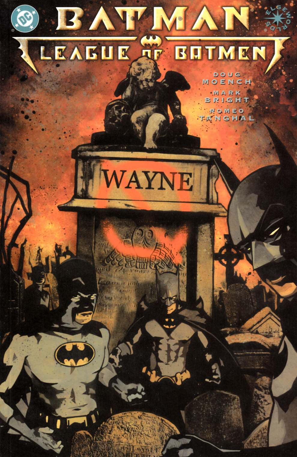 Batman League of Batmen #1 Near Mint (9.4) [DC Comic] THUMBNAIL