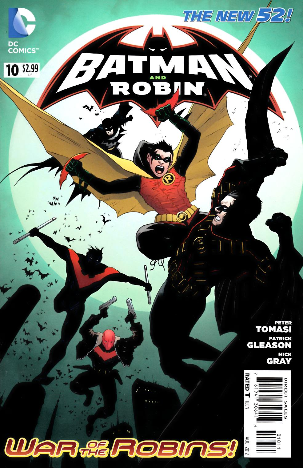 Batman and Robin #10 [DC Comic]_THUMBNAIL