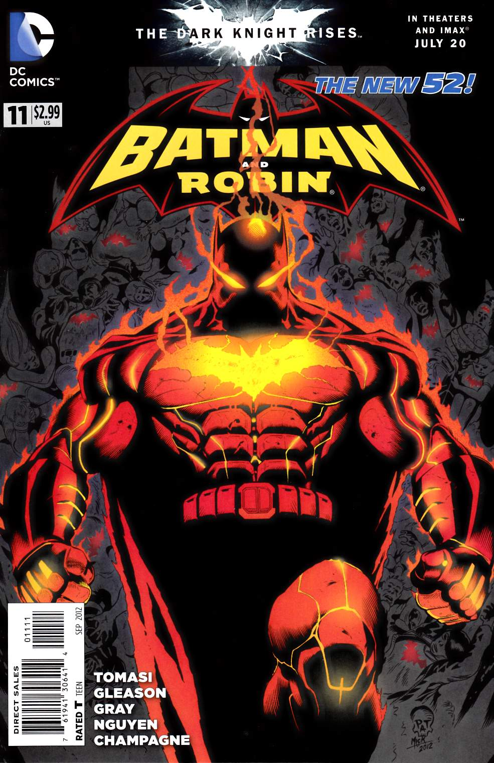 Batman and Robin #11 [DC Comic]_THUMBNAIL