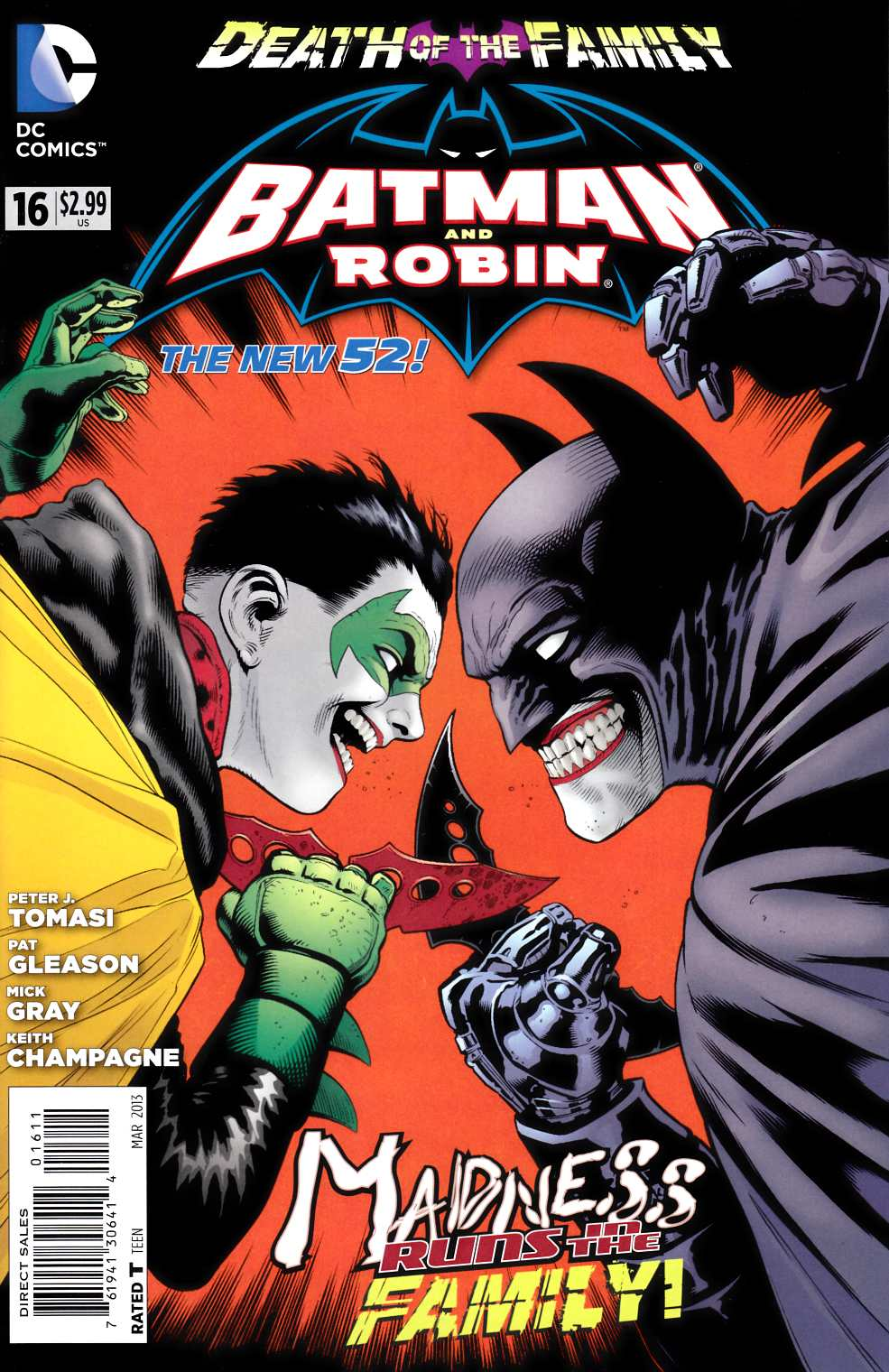 Batman and Robin #16 (DotF) [DC Comic] THUMBNAIL