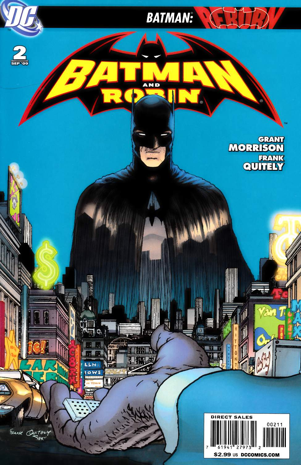 Batman and Robin #2 [DC Comic]_THUMBNAIL