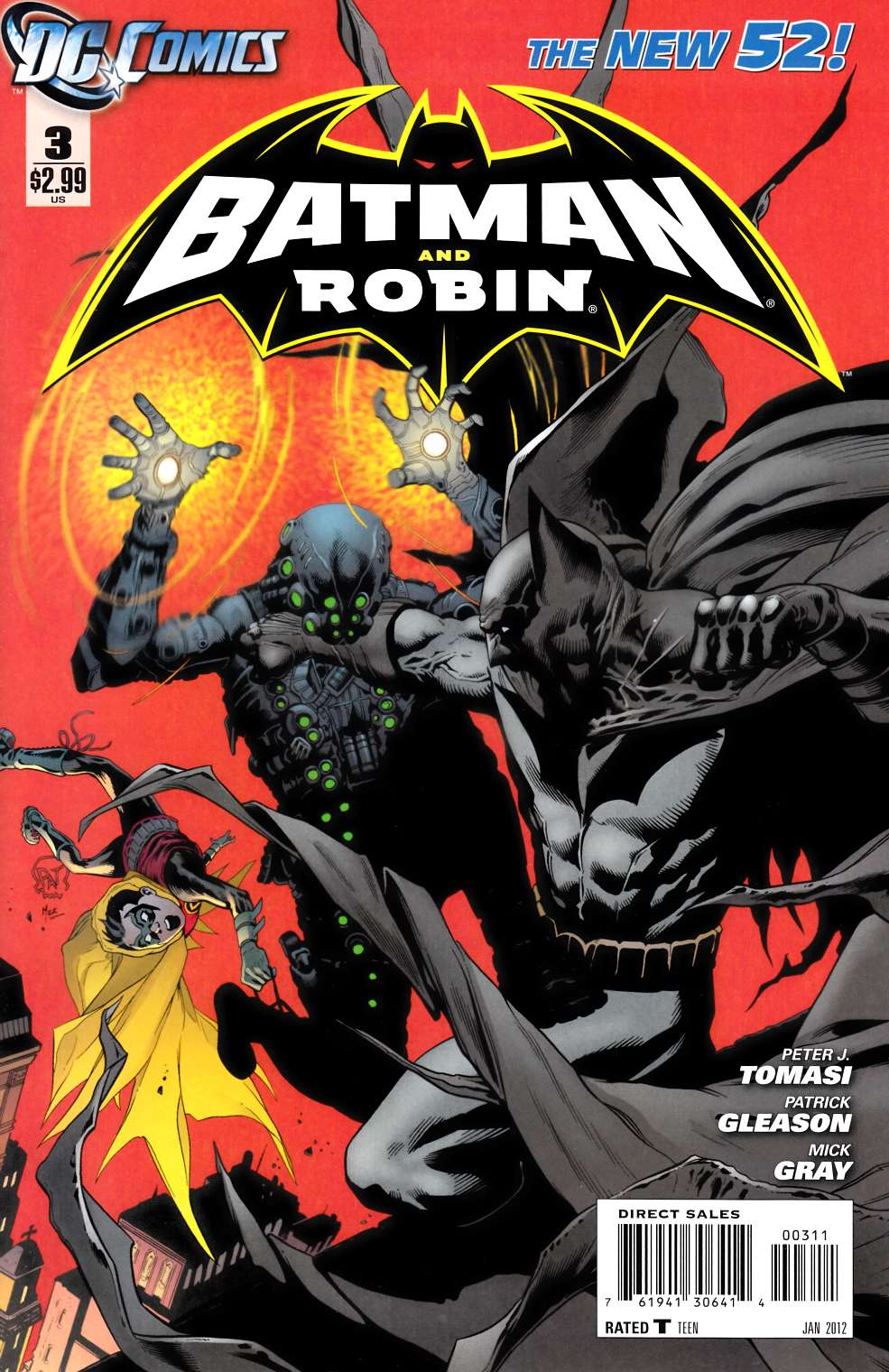 Batman and Robin #3 [DC Comic]_THUMBNAIL