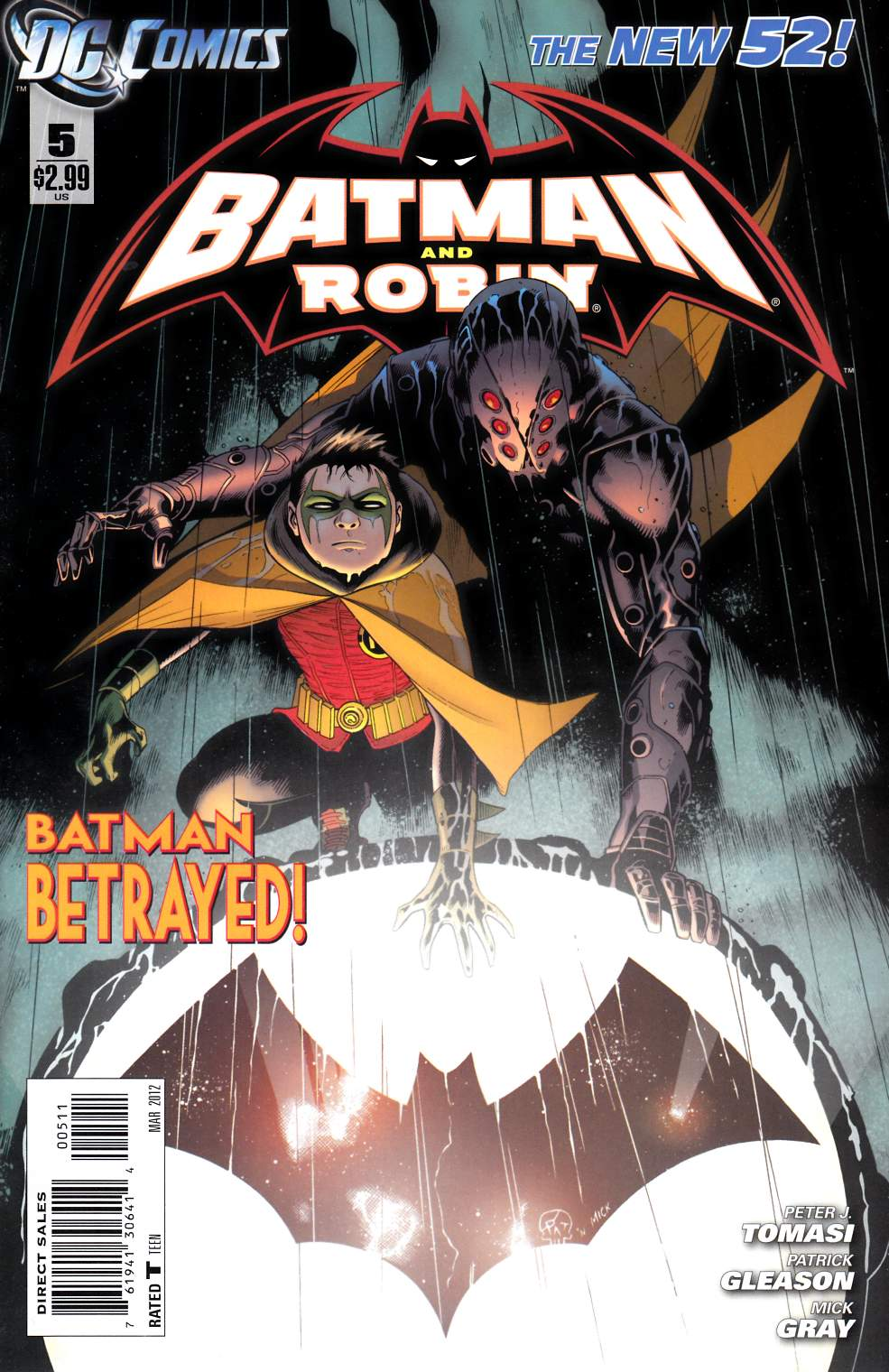 Batman and Robin #5 [DC Comic]_THUMBNAIL