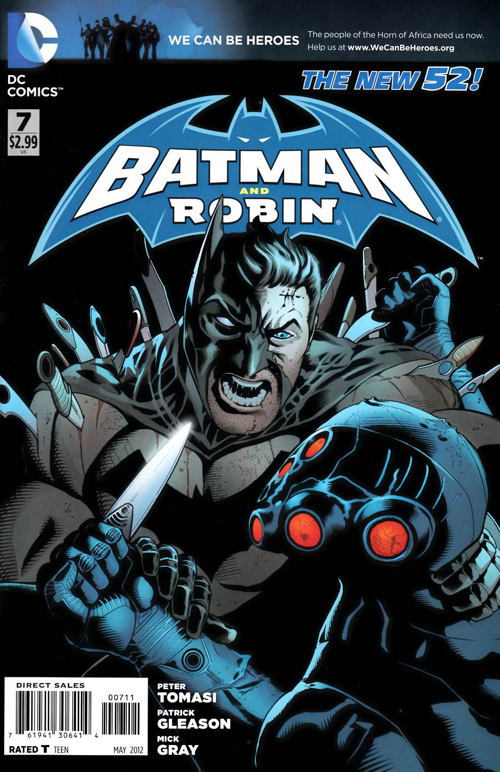 Batman and Robin #7 [DC Comic]_THUMBNAIL