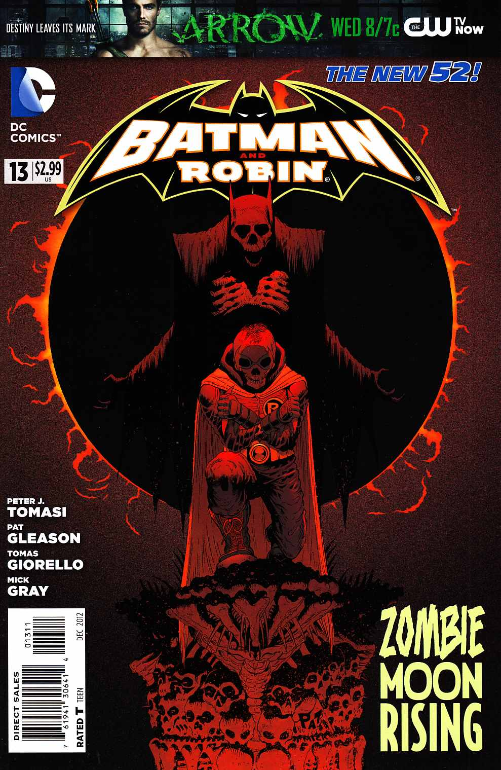 Batman and Robin #13 [DC Comic] THUMBNAIL
