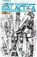 Battlestar Galactica #2 Ross Sketch Incentive Cover [Comic]