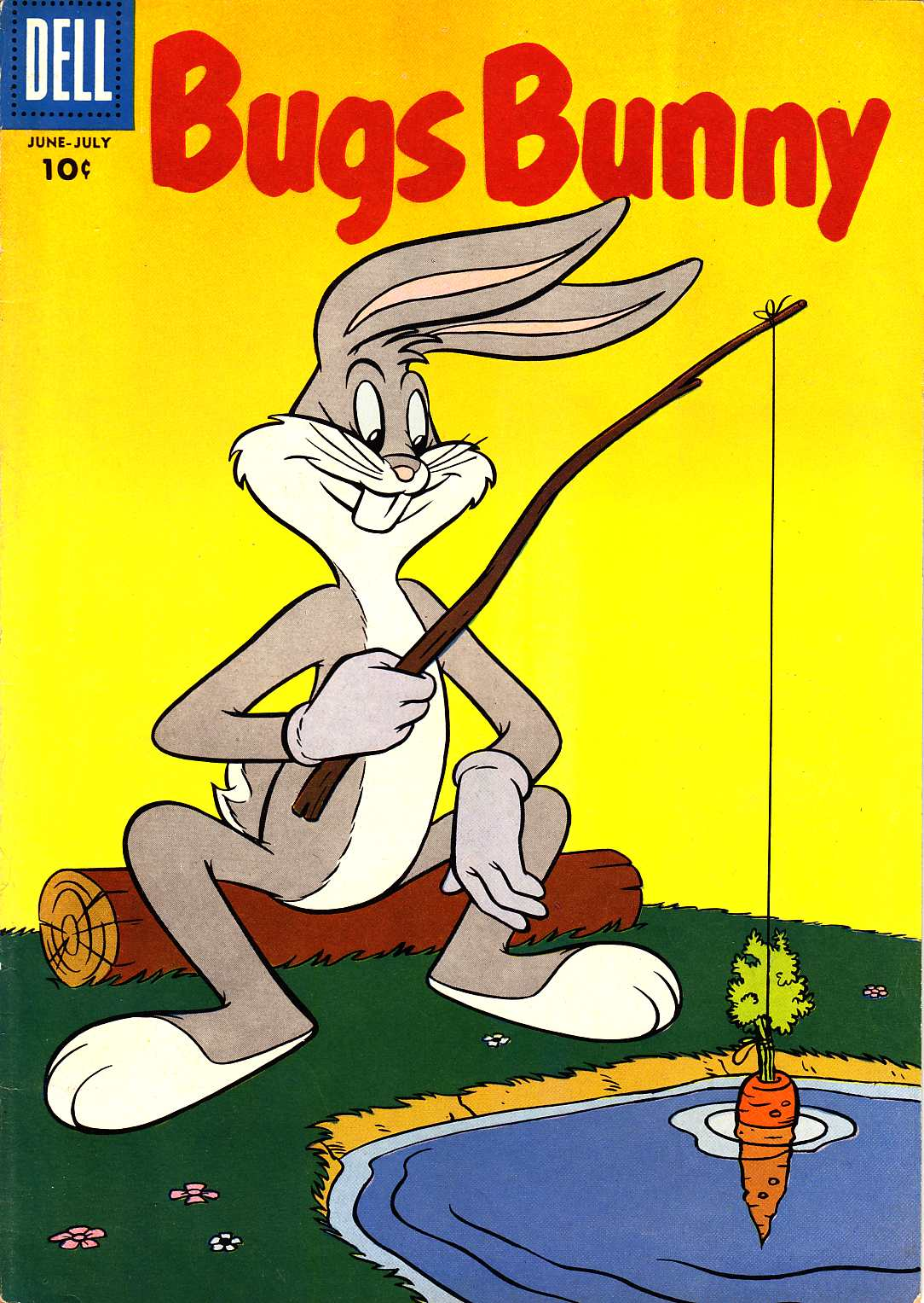 Bugs Bunny #61 [Dell Comic] THUMBNAIL