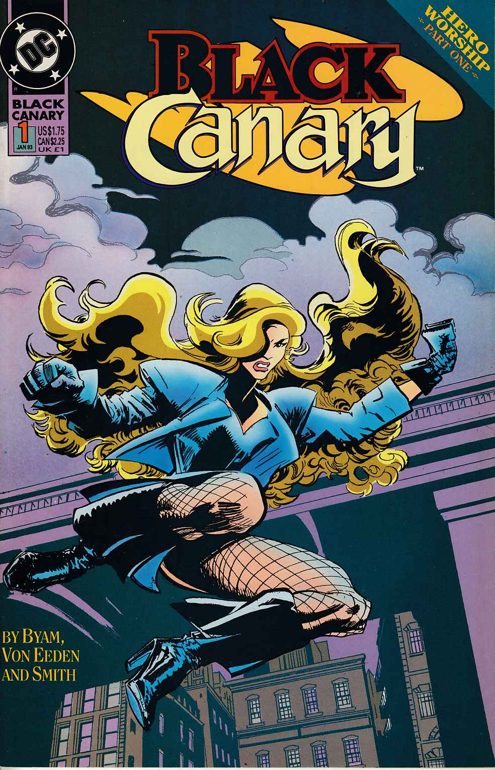 Black Canary #1 Near Mint (9.4) [DC Comic] THUMBNAIL