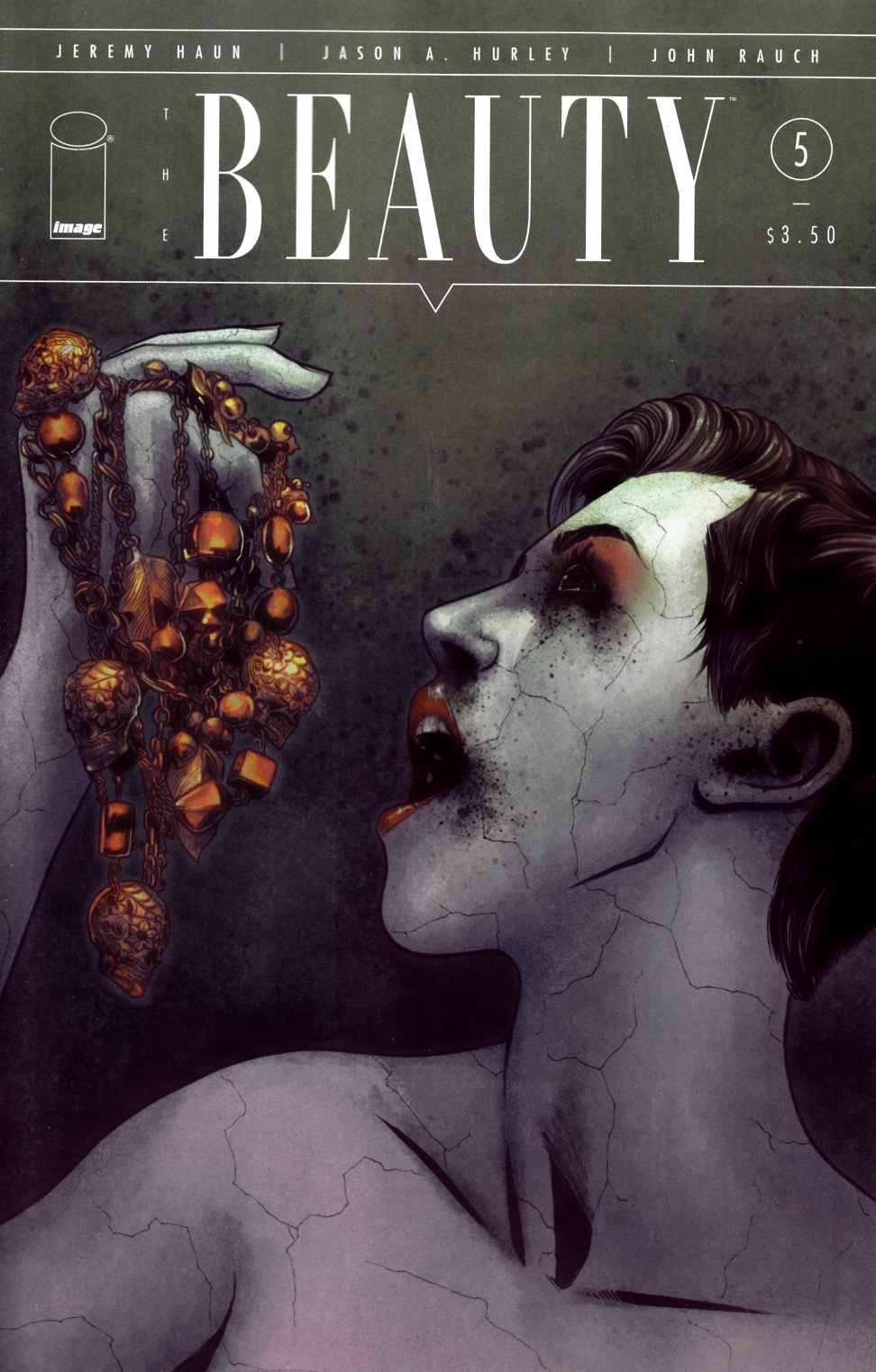 Beauty #5 Cover A- Haun [Image Comic] LARGE