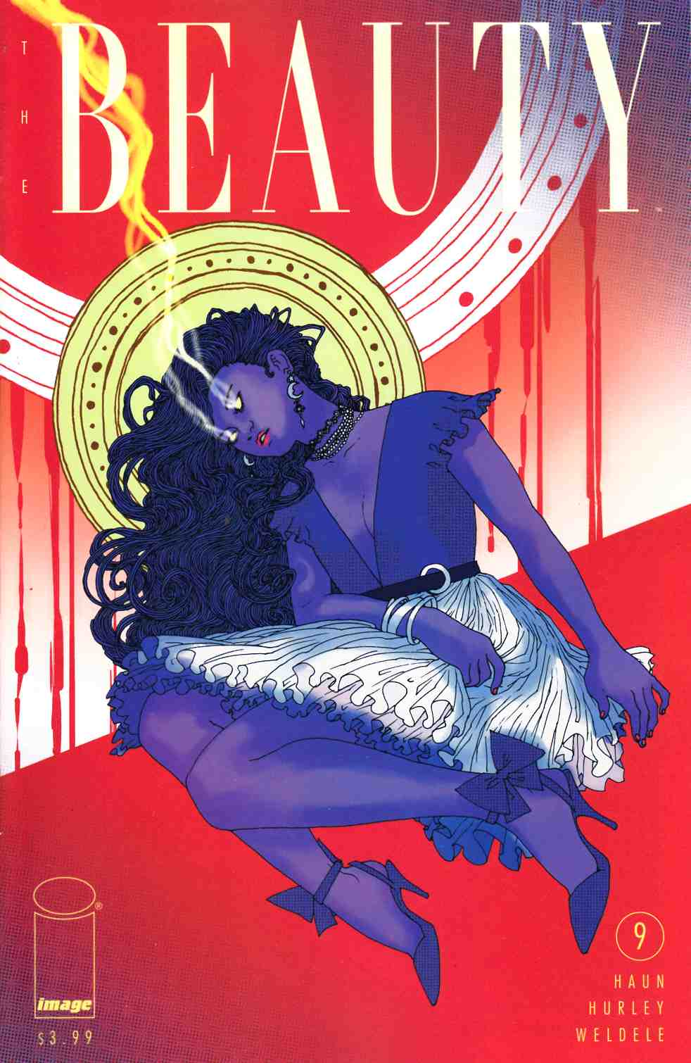 Beauty #9 Cover B [Image Comic] LARGE