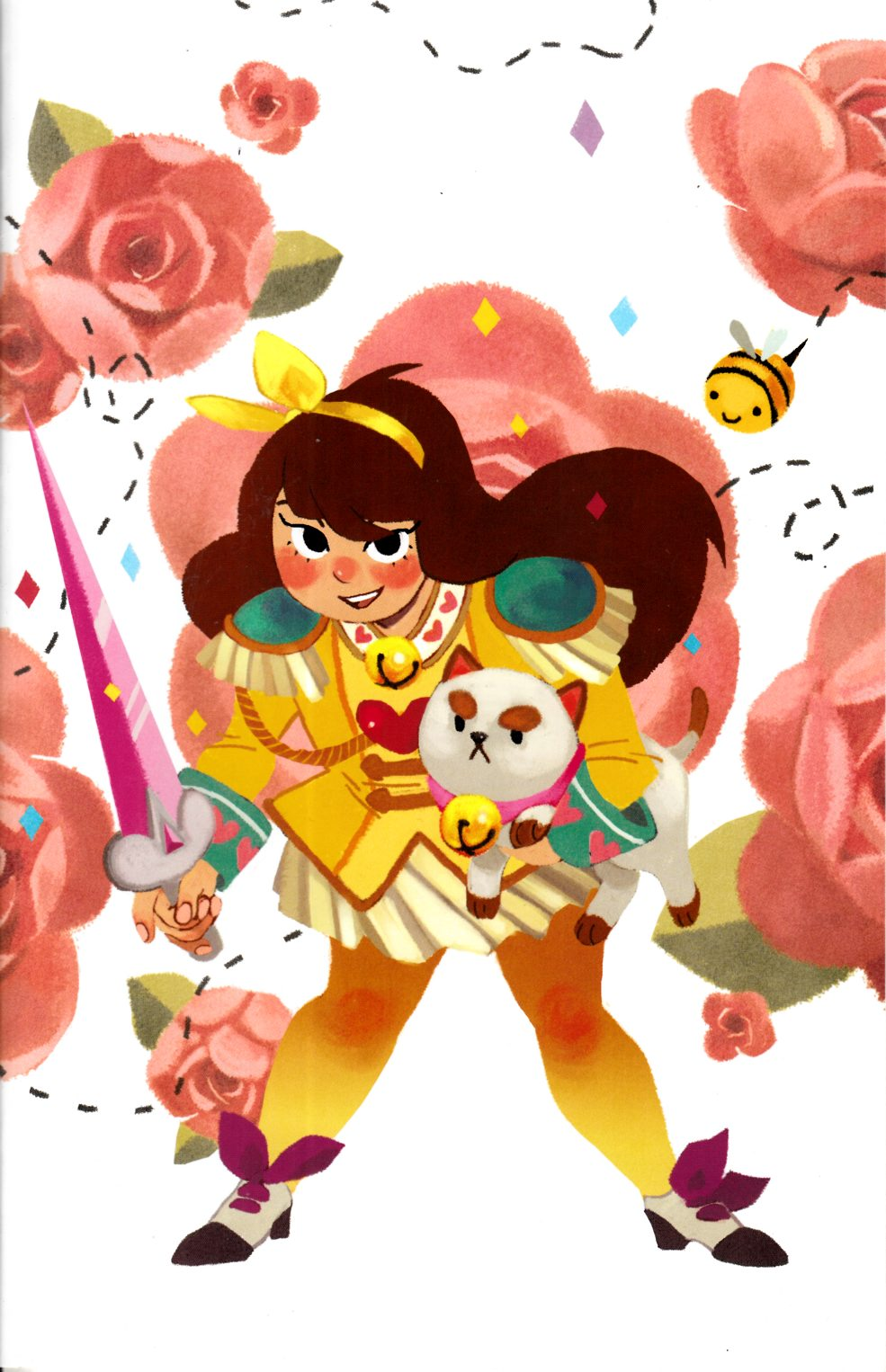 Bee and Puppycat #1 Phoenix Con Exclusive Cover [Boom Comic] THUMBNAIL