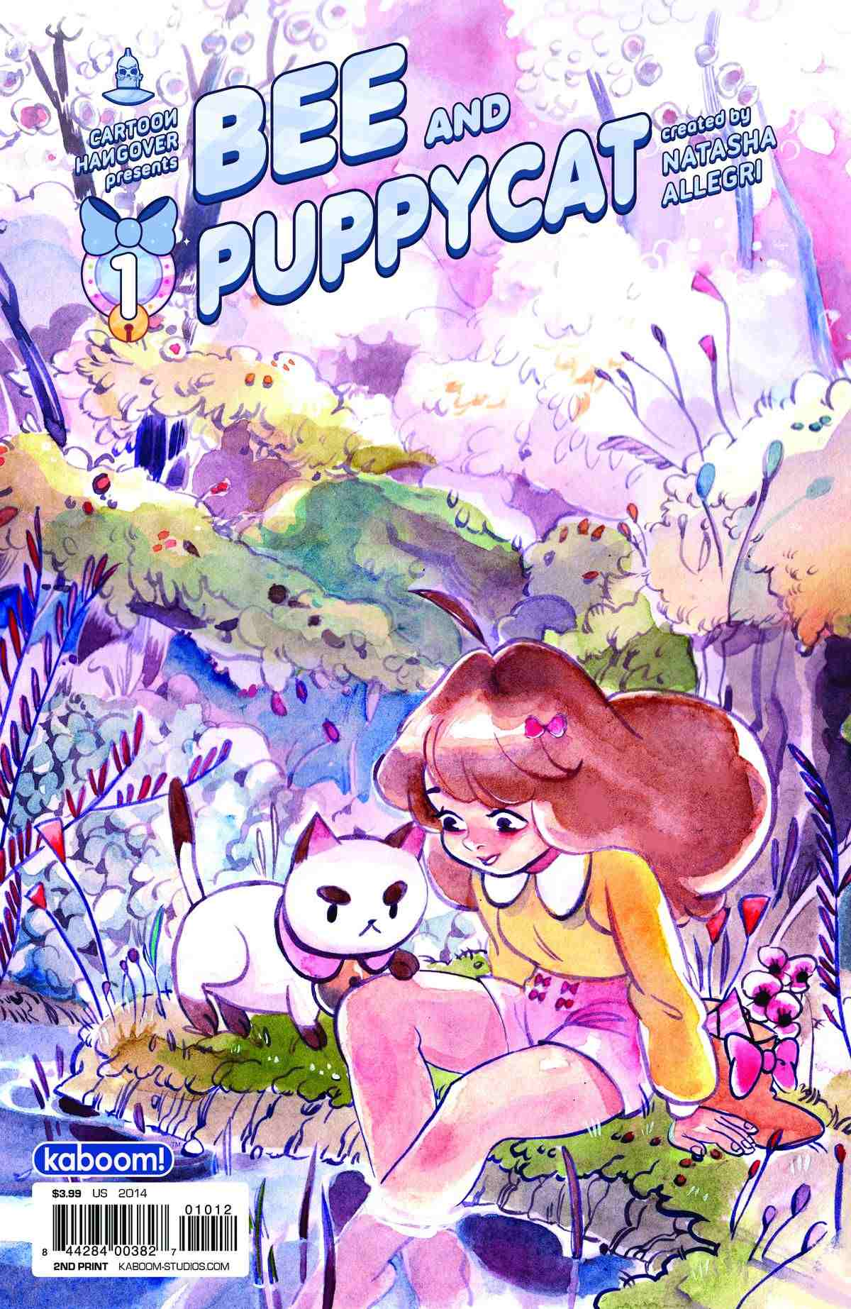Bee and Puppycat #1 Second Printing [Comic] THUMBNAIL