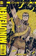 Before Watchmen Minutemen #1 [Comic] THUMBNAIL
