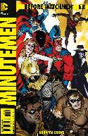 Before Watchmen Minutemen #1 Michael Golden Variant Incentive Cover [Comic] THUMBNAIL