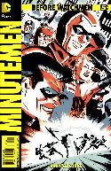 Before Watchmen Minutemen #5 Cho Variant Incentive Cover [Comic] THUMBNAIL