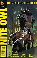 Before Watchmen Nite Owl #1 Kevin Nowlan Variant Cover [Comic] THUMBNAIL
