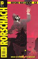 Before Watchmen Rorschach #1 Steranko Variant Cover [Comic] THUMBNAIL