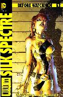 Before Watchmen Silk Spectre #1 Jim Lee Variant Cover [DC Comic] THUMBNAIL