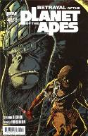 Betrayal Of The Planet Of The Apes #4 Cover A [Comic] THUMBNAIL