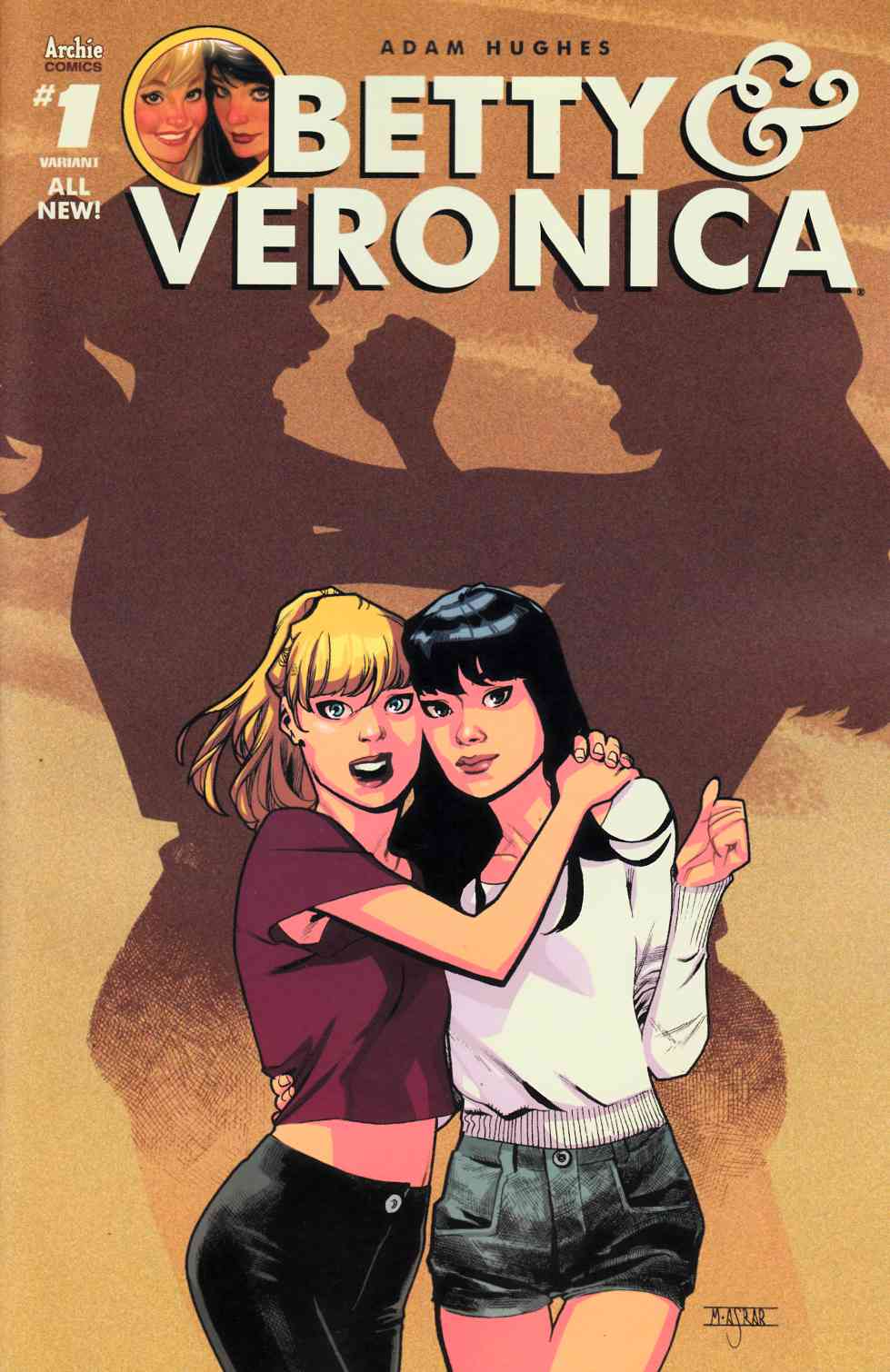 Betty & Veronica #1 Cover B [Archie Comic] THUMBNAIL