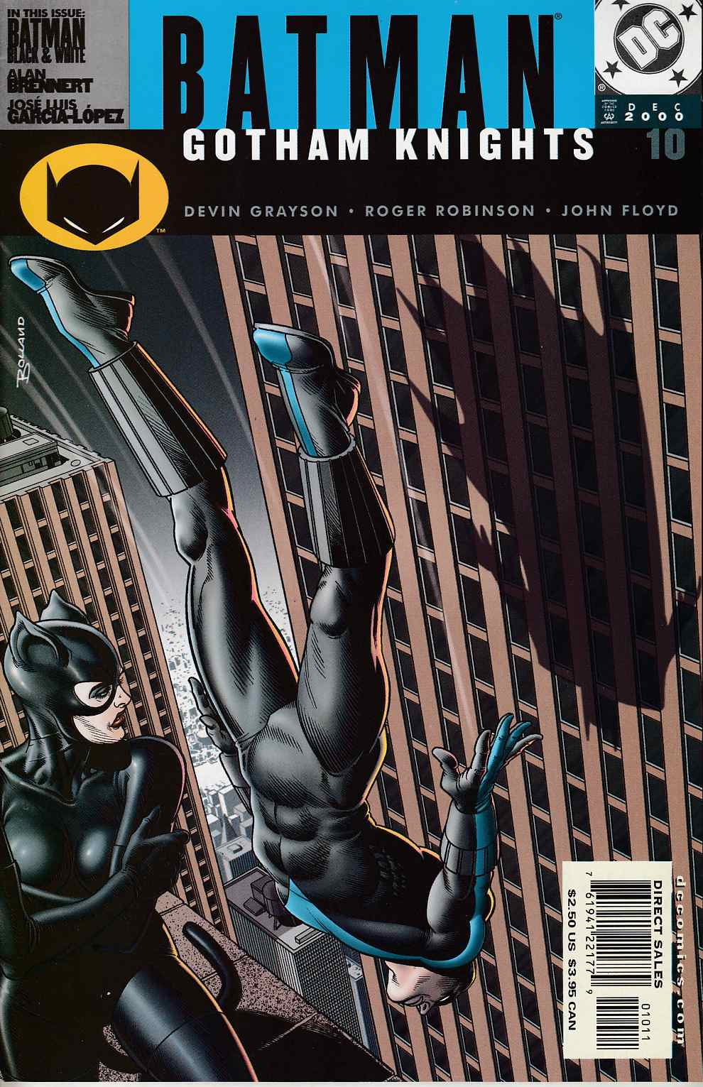 Batman Gotham Knights #10 Near Mint (9.4) [DC Comic]_THUMBNAIL