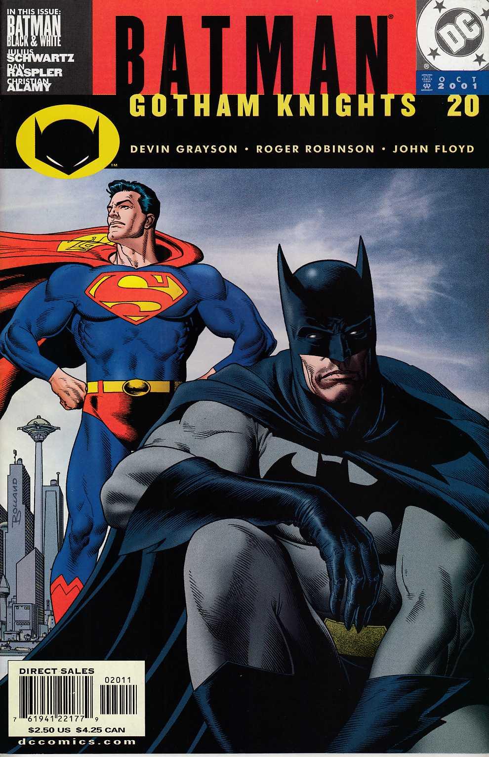 BATMAN #20 DC NEW 52 NEAR MINT