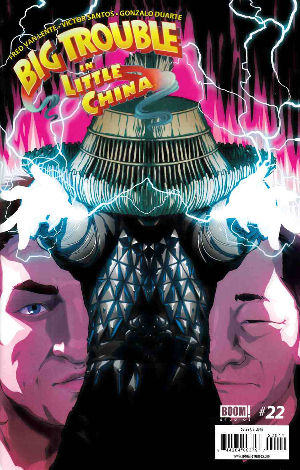 Big Trouble in Little China #22 [Boom Comic] THUMBNAIL