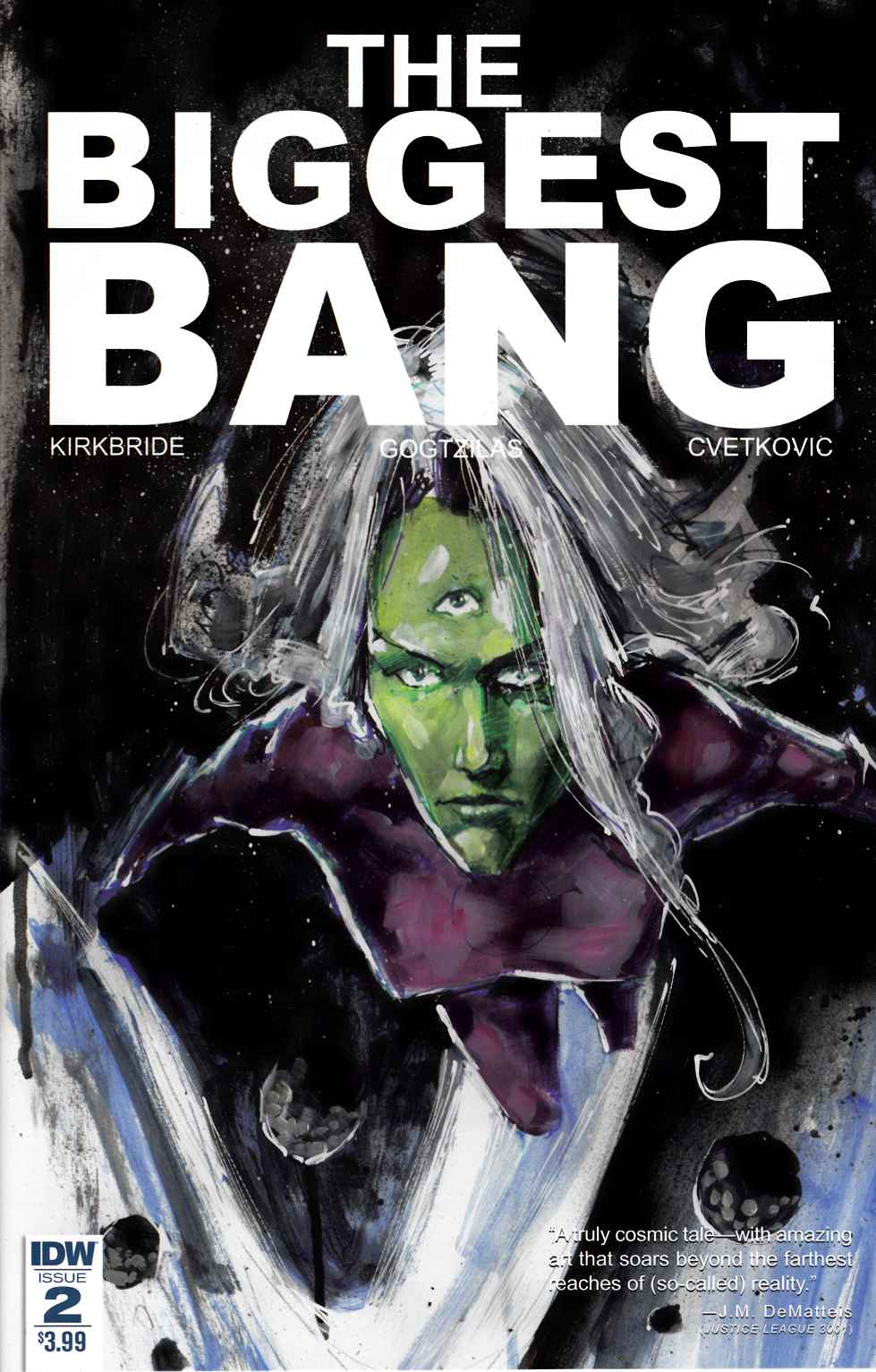 Biggest Bang #2 [IDW Comic] THUMBNAIL