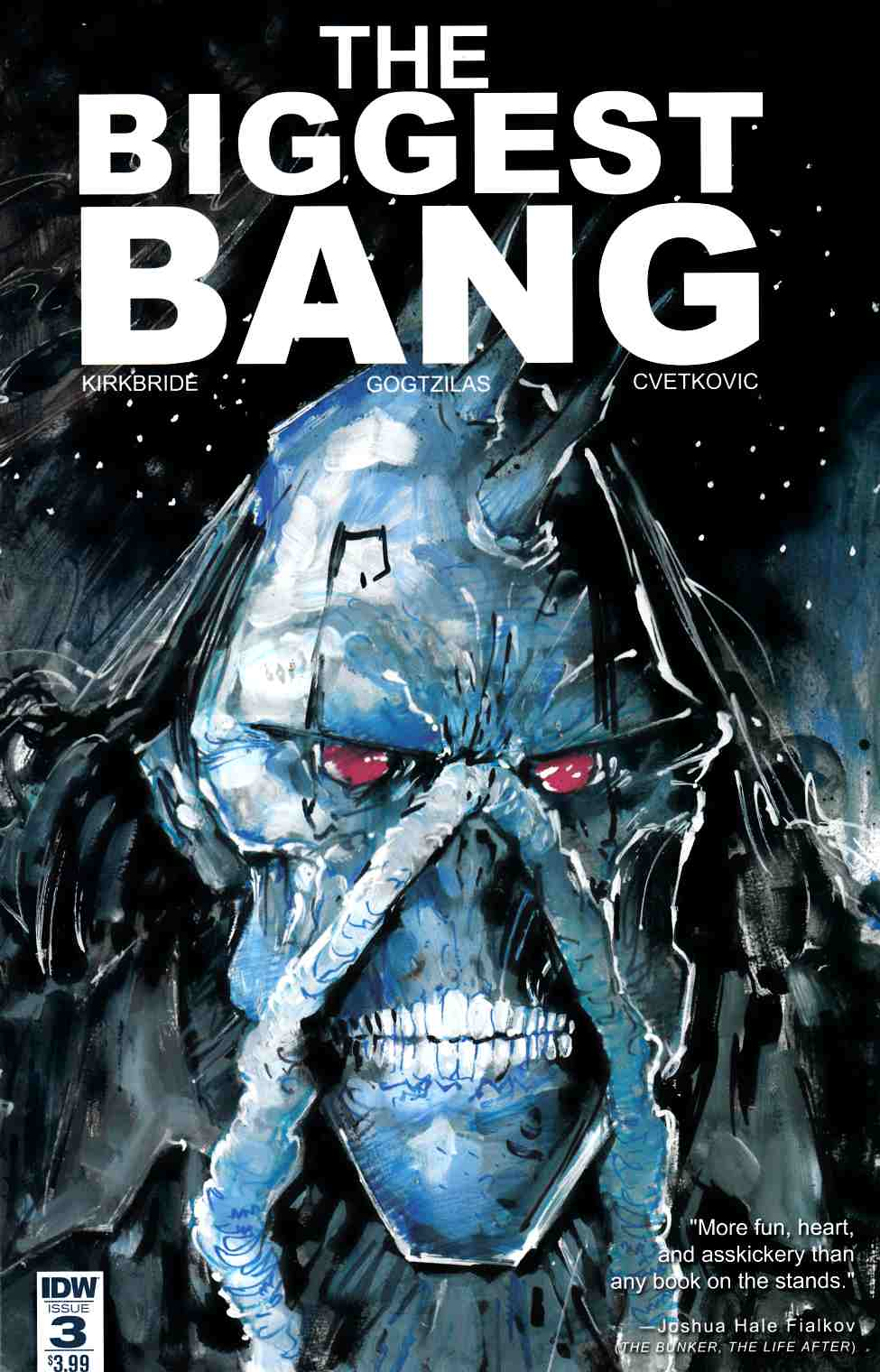 Biggest Bang #3 [IDW Comic] THUMBNAIL