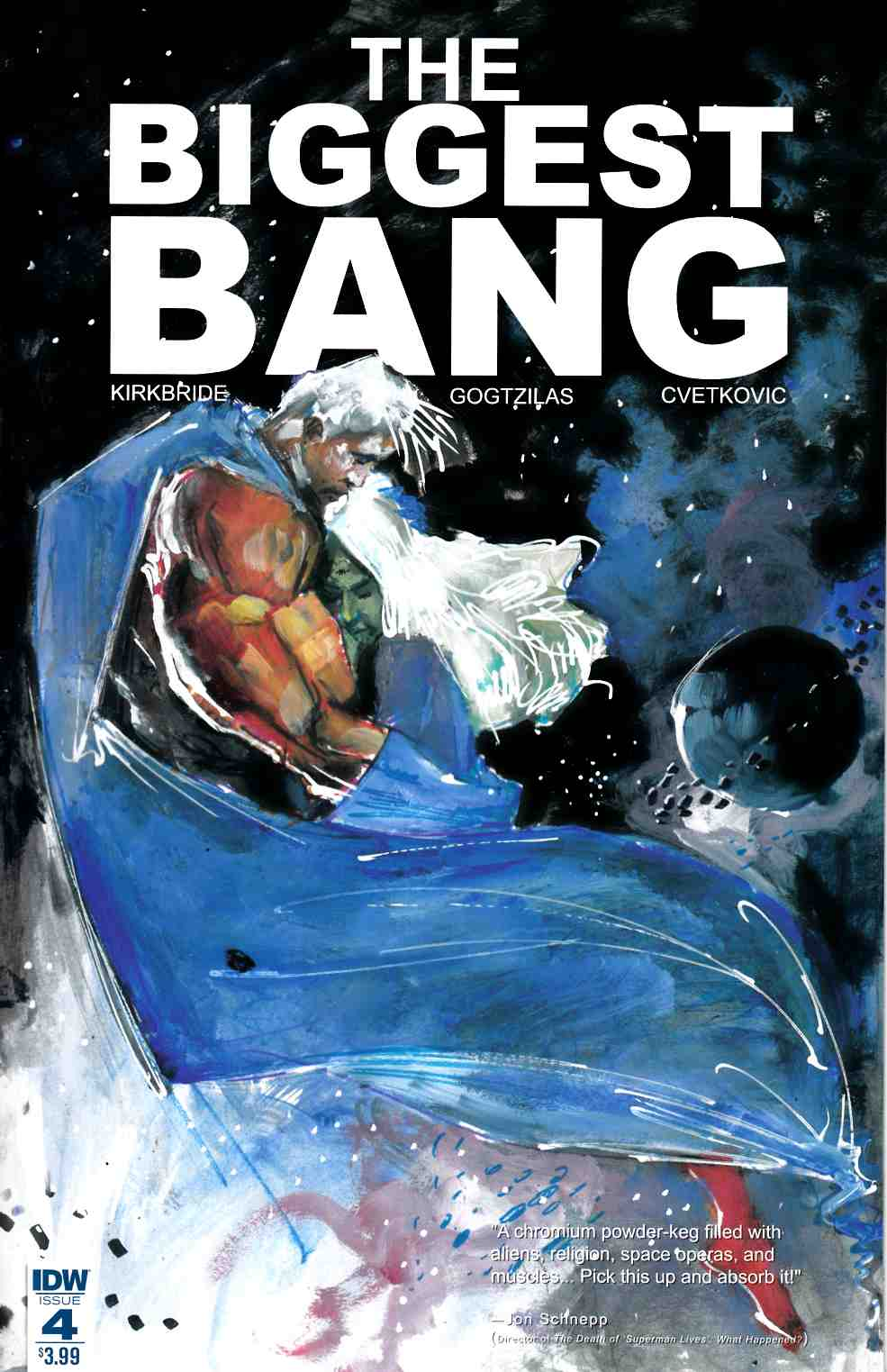 Biggest Bang #4 [IDW Comic] THUMBNAIL