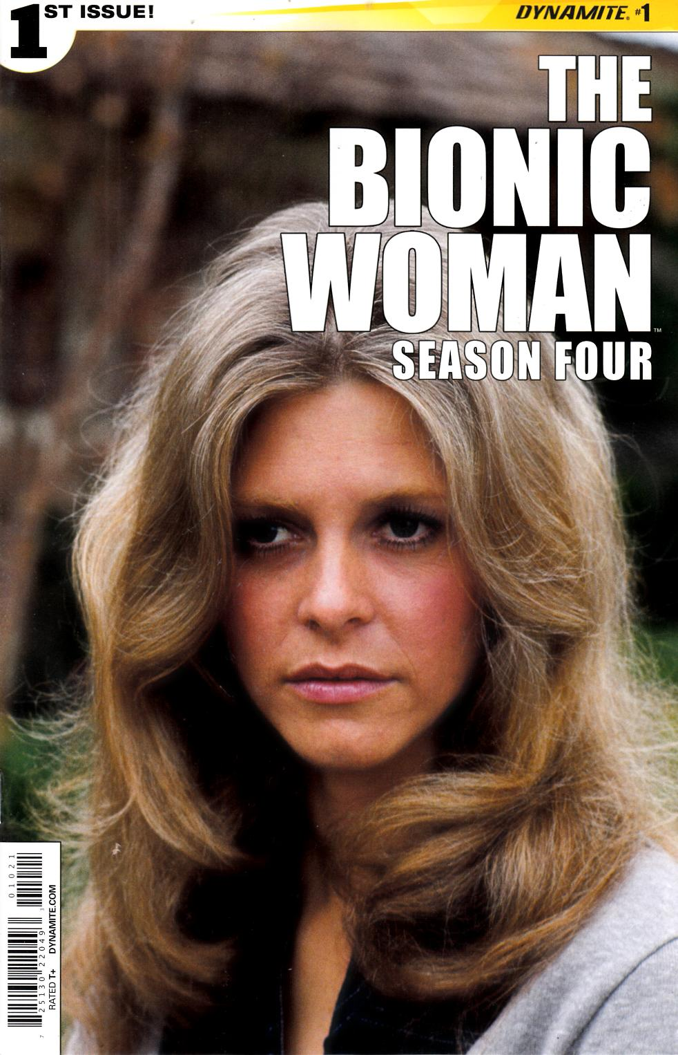 Bionic Woman Season Four #1 Photo Incentive Cover [Comic]_THUMBNAIL