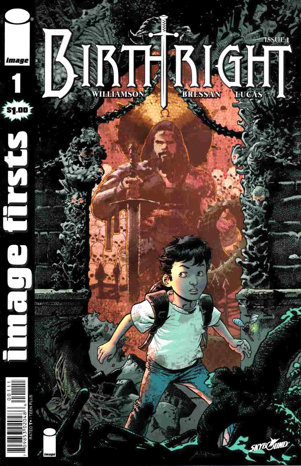 Birthright #1 Image Firsts Edition [Image Comic] THUMBNAIL