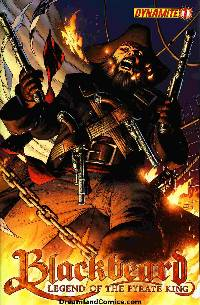 Blackbeard: legend of the pyrate king #1 LARGE