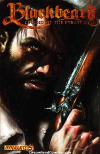 Blackbeard legend of the pyrate king #5 LARGE
