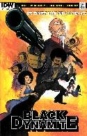 Black Dynamite #1 Cover RI [Comic] THUMBNAIL