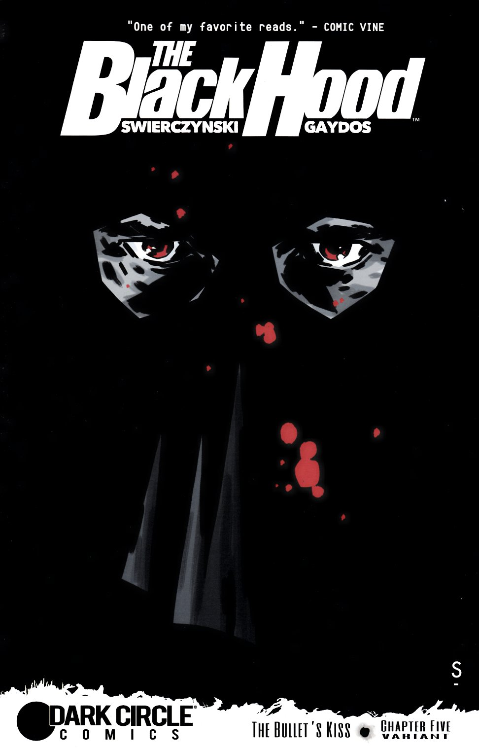Black Hood #5 Smith Variant Cover [Archie Comic] THUMBNAIL
