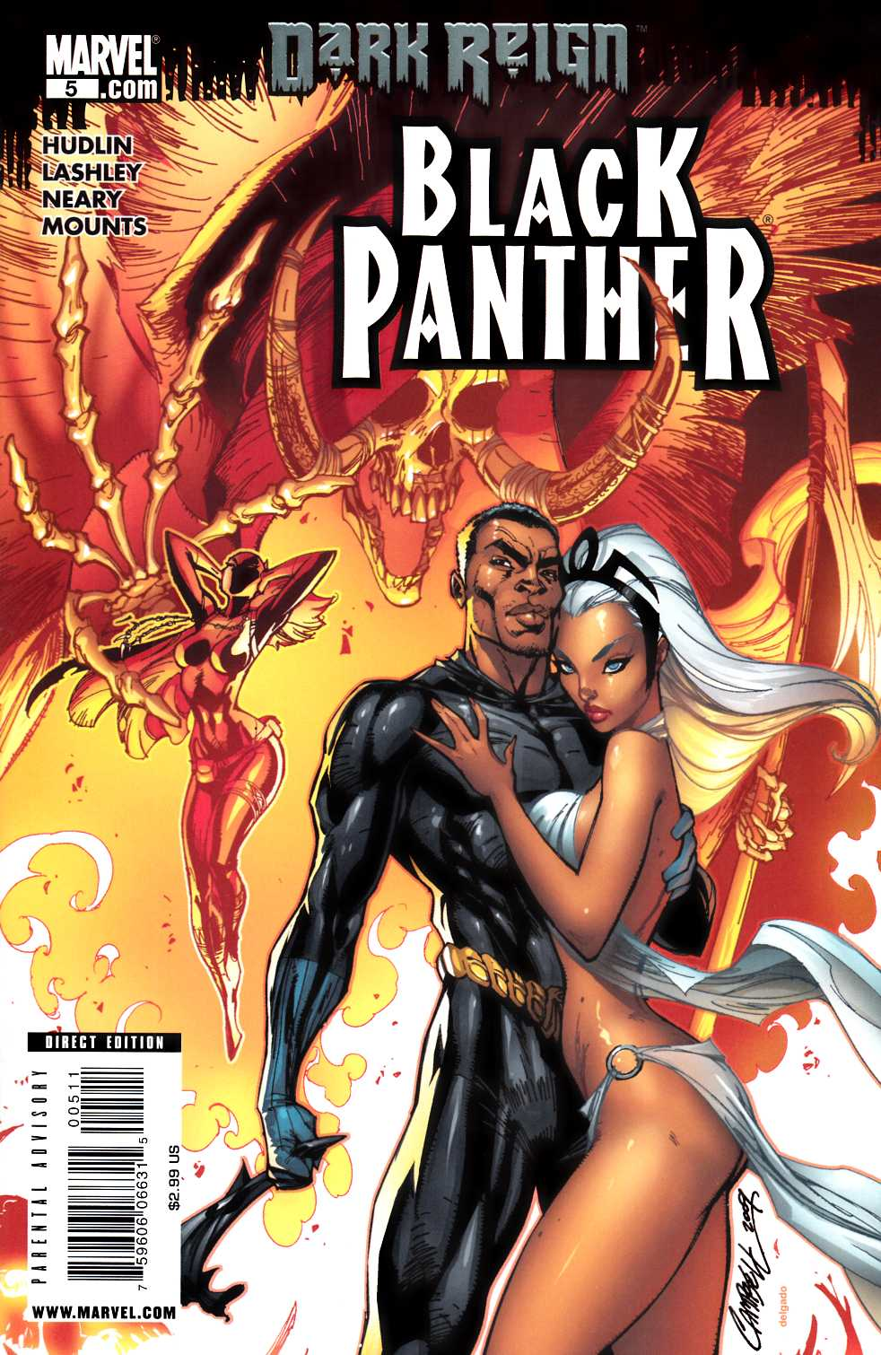 Black Panther #5 Near Mint (9.4) [Marvel Comic]_THUMBNAIL