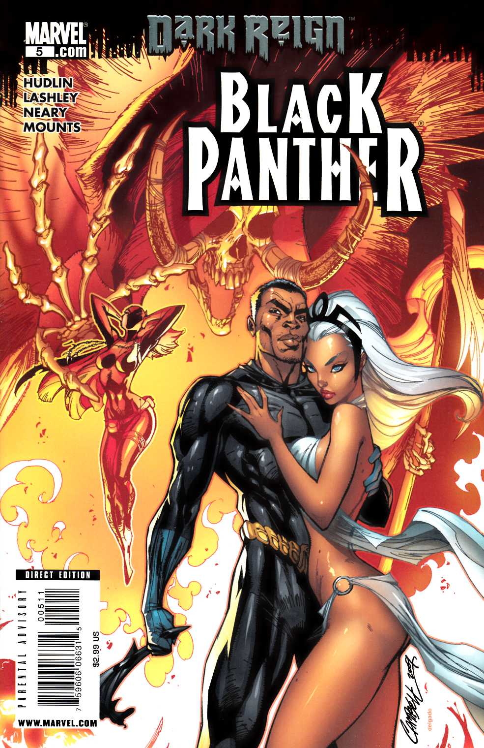 Black Panther #5 Very Fine Plus (8.5) [Marvel Comic]_THUMBNAIL