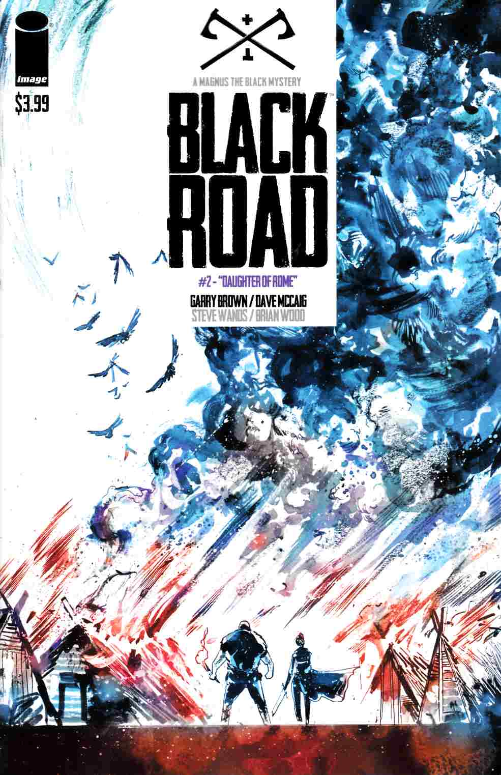 Black Road #2 [Image Comic] THUMBNAIL