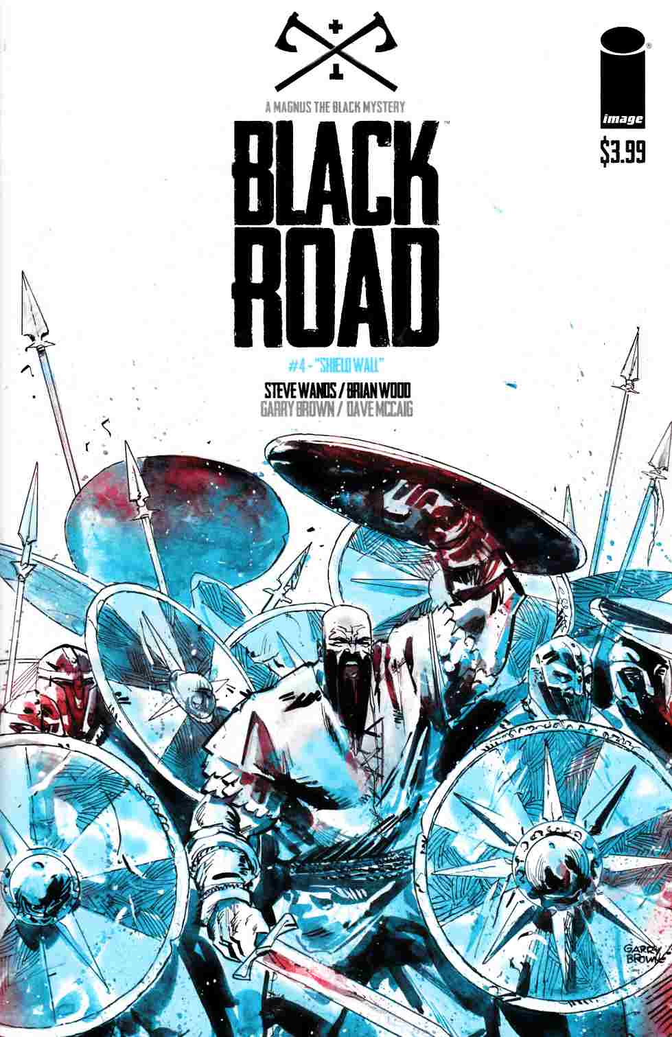 Black Road #4 [Image Comic] THUMBNAIL