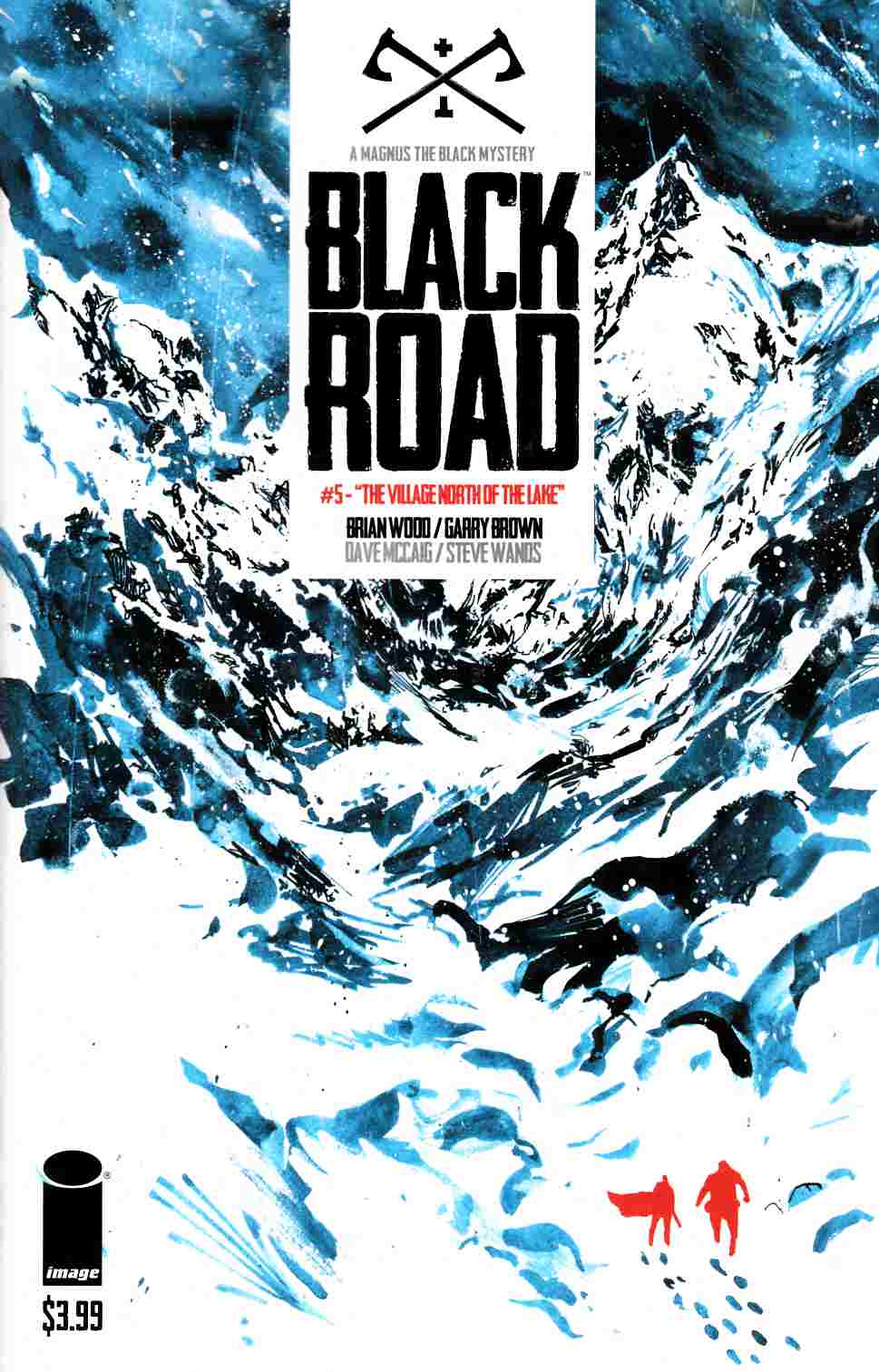Black Road #5 [Image Comic] THUMBNAIL