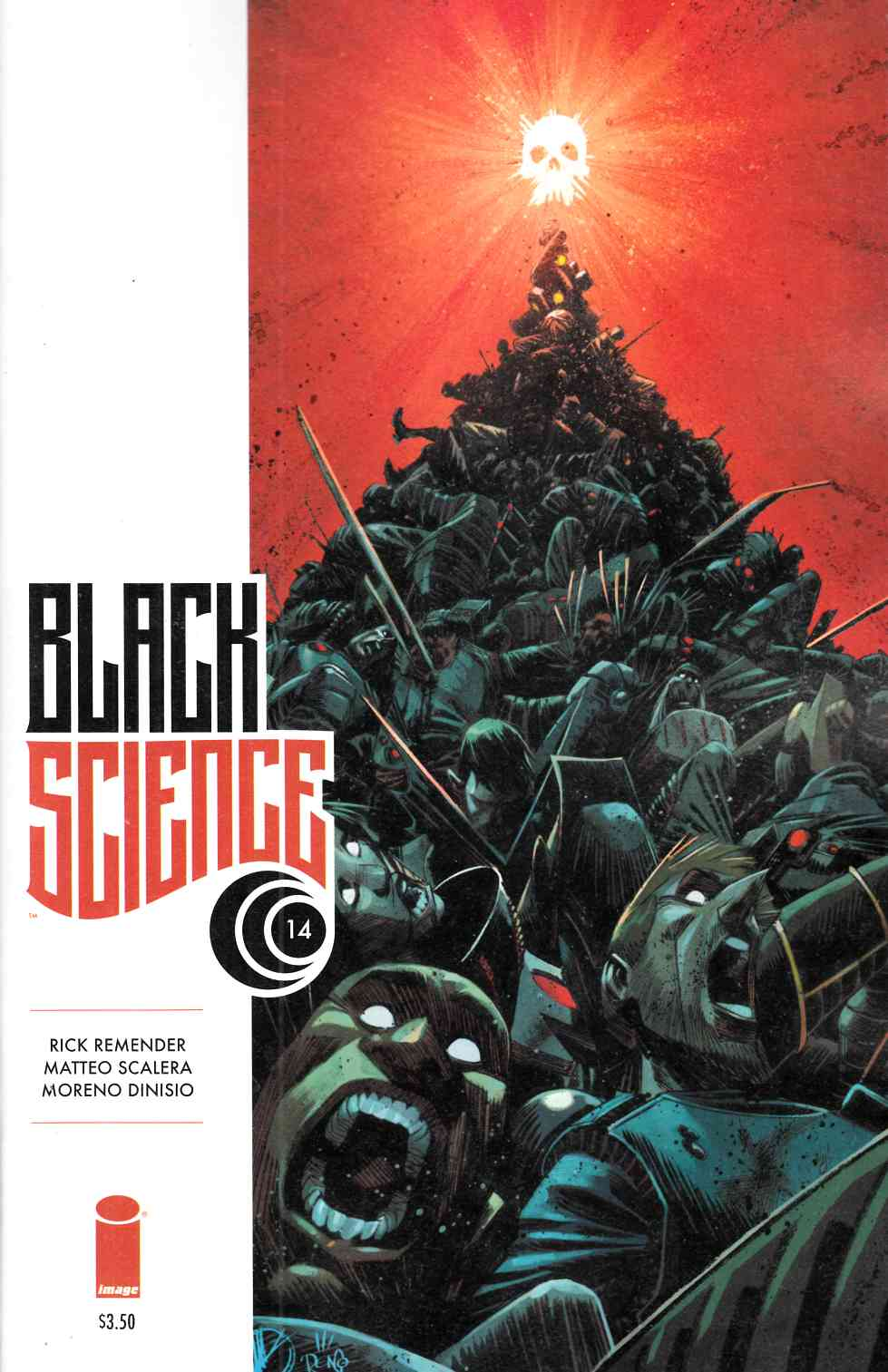 Black Science #14 [Image Comic] LARGE