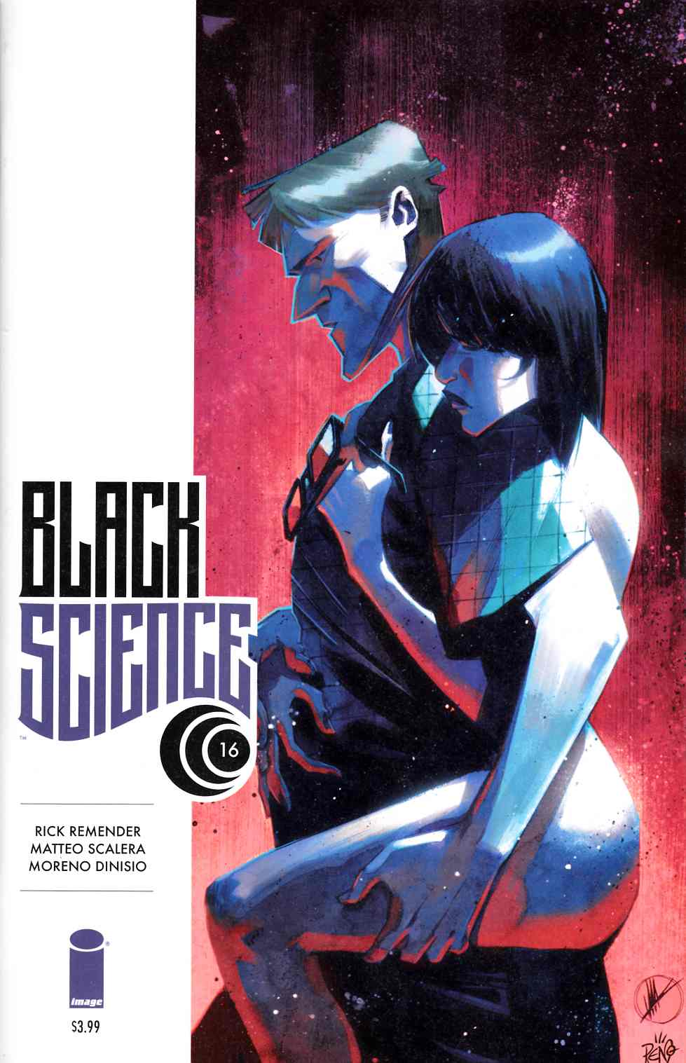 Black Science #16 [Image Comic]