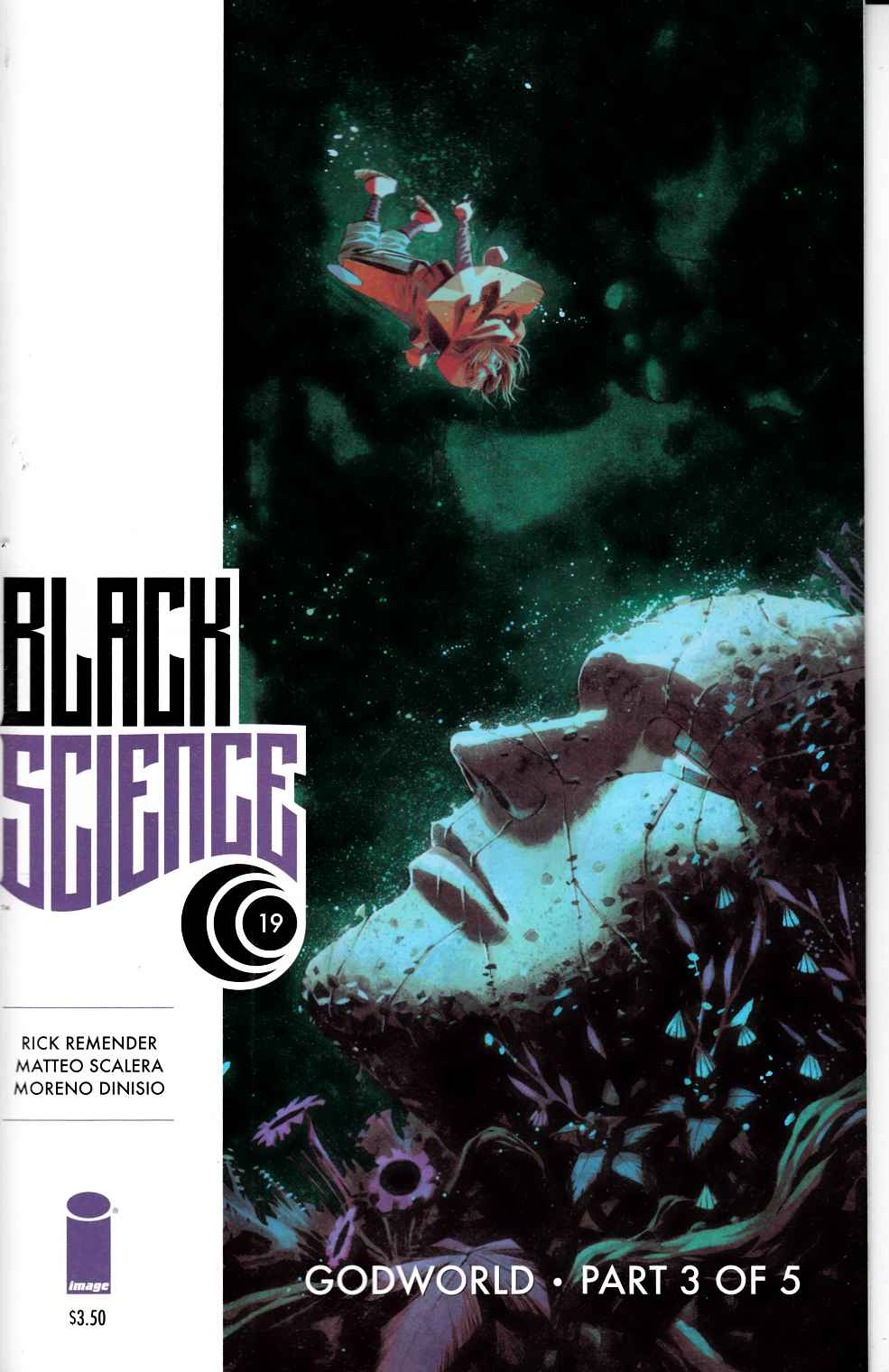 Black Science #19 [Image Comic]