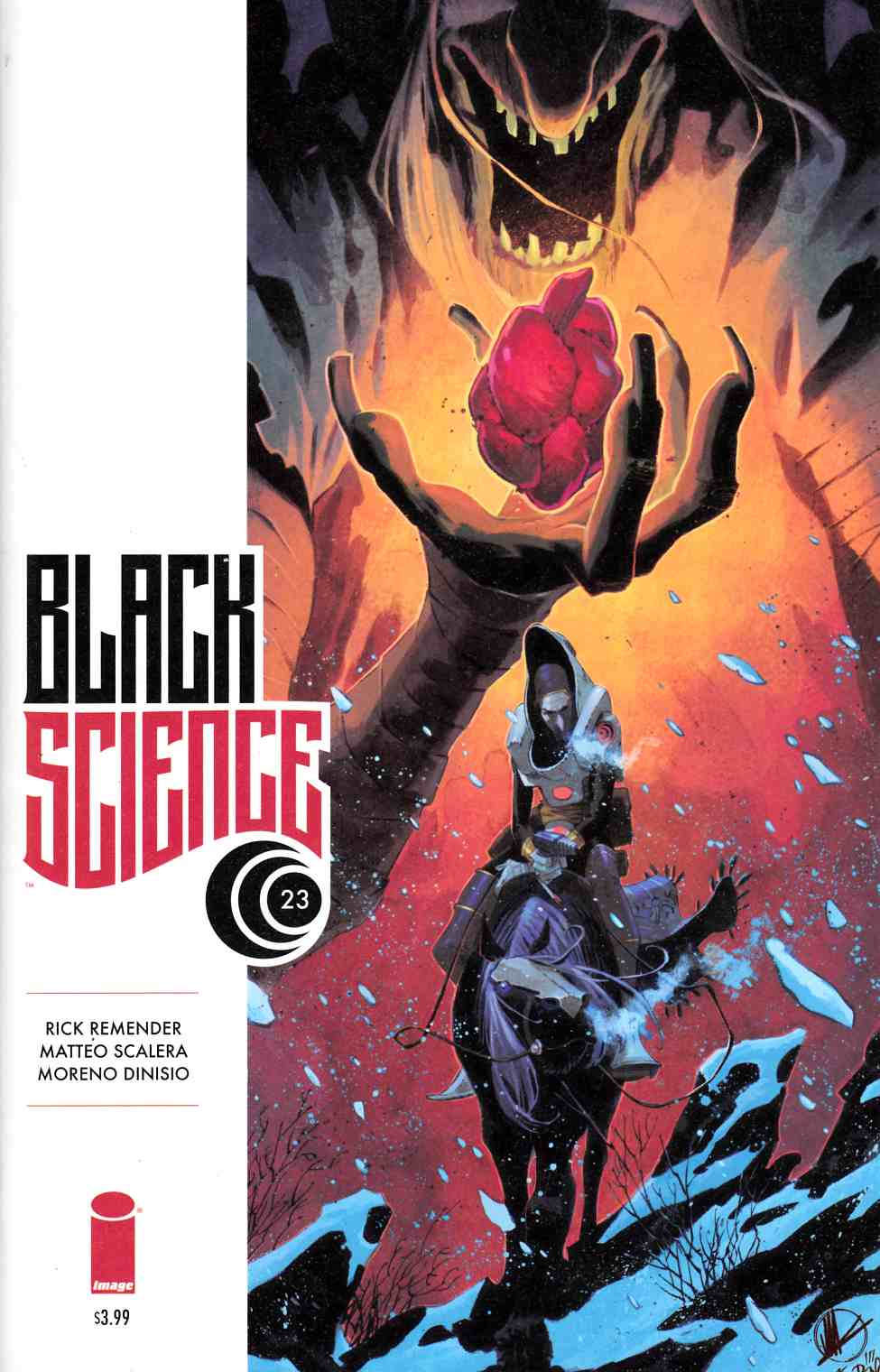 Black Science #23 [Image Comic] LARGE