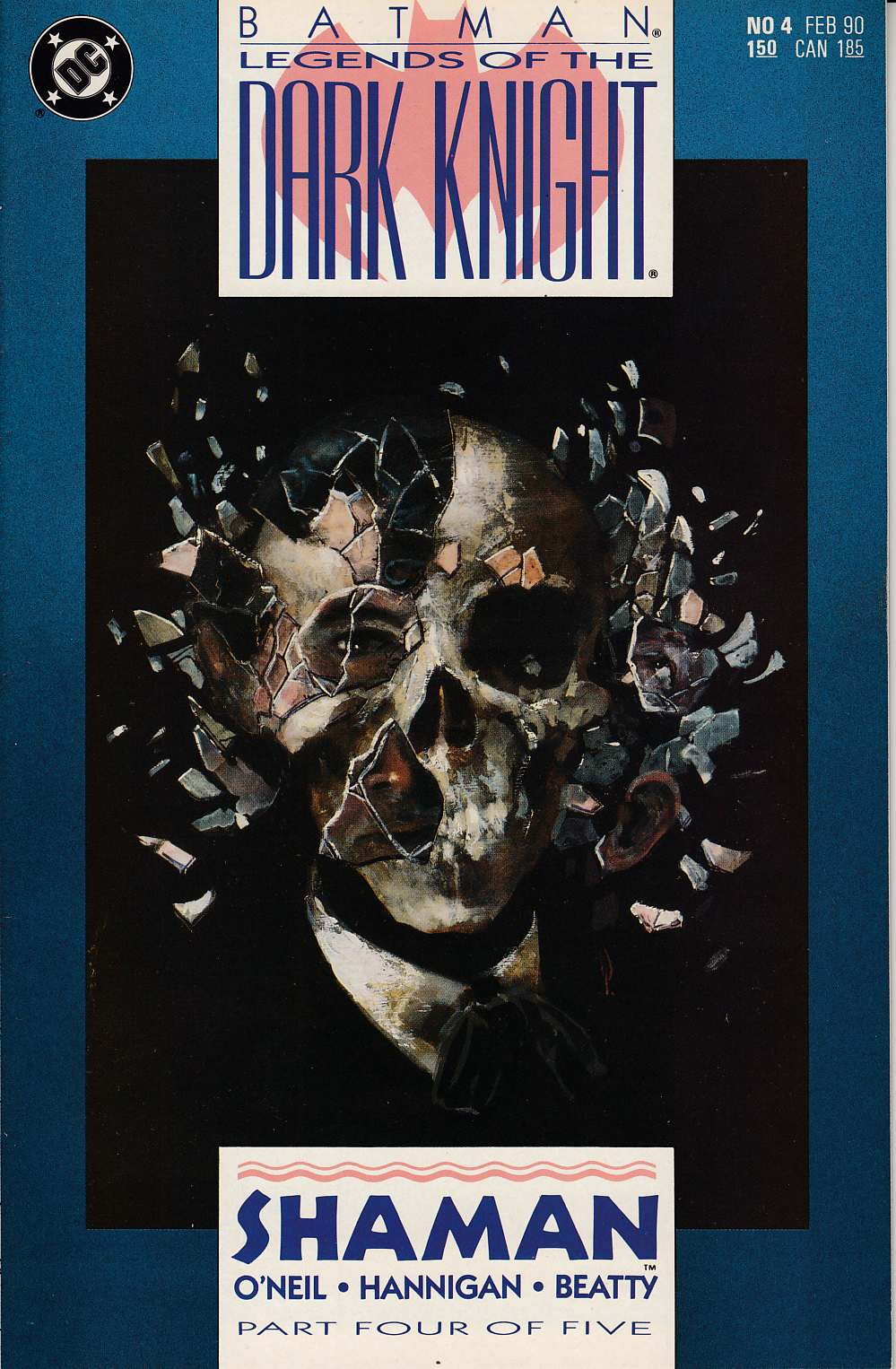 Batman Legends of the Dark Knight #4 Very Fine (8.0) [DC Comic] THUMBNAIL
