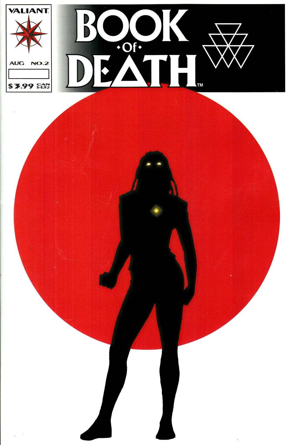 Book of Death #2 Cover D- Perez Icons Incentive [Valiant Comic]_THUMBNAIL
