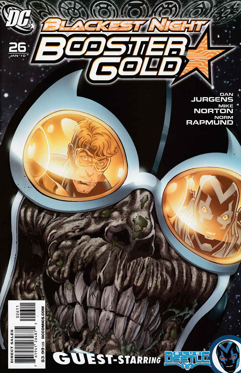 Booster Gold #26 Very Fine (8.0) [DC Comic] THUMBNAIL